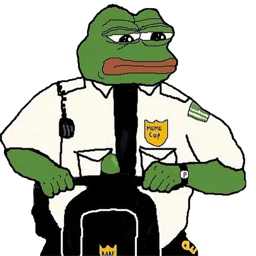Pepe - Sticker 5