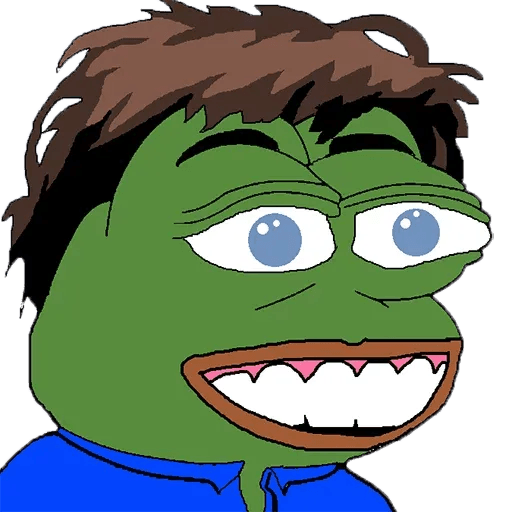 Pepe - Sticker 1