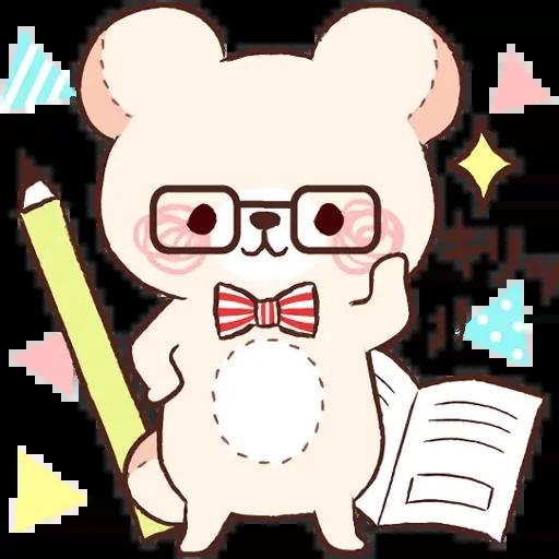 Bear 2 - Sticker 6