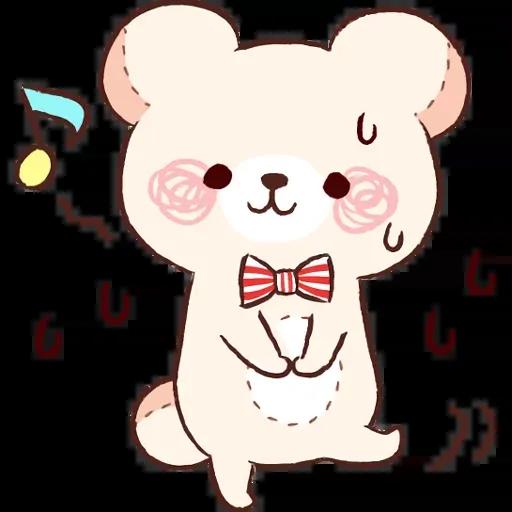 Bear 2 - Sticker 4
