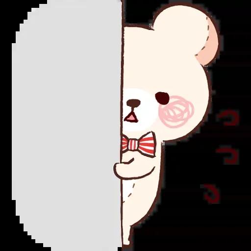 Bear 2 - Sticker 1