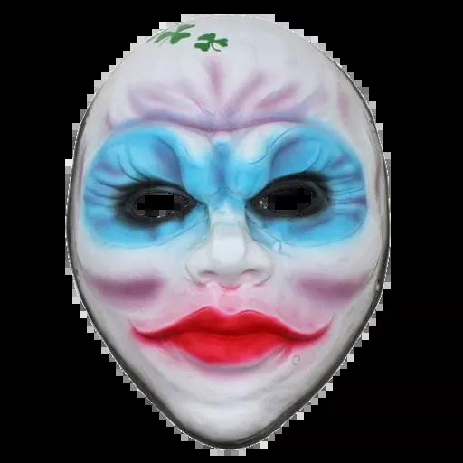 Payday 2 Masks - Sticker 5