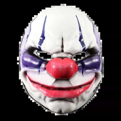 Payday 2 Masks - Tray Sticker