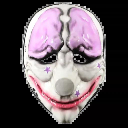Payday 2 Masks - Sticker 3