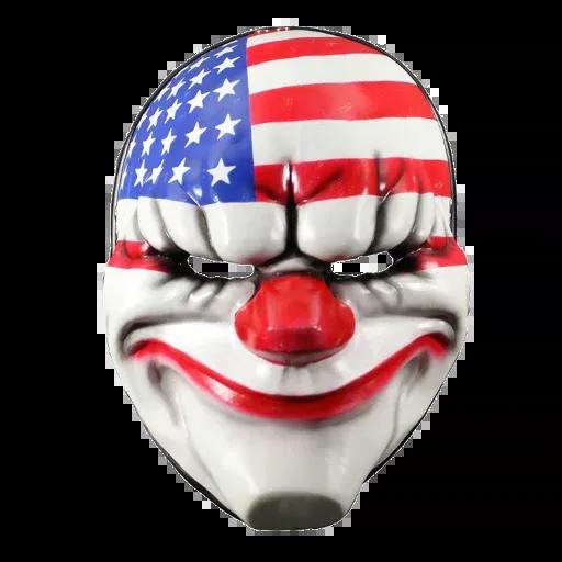 Payday 2 Masks - Sticker 2