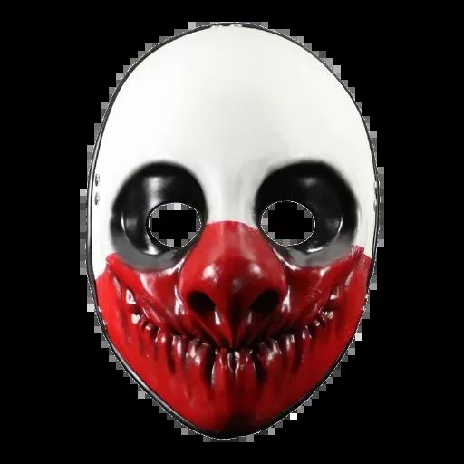 Payday 2 Masks - Sticker 4