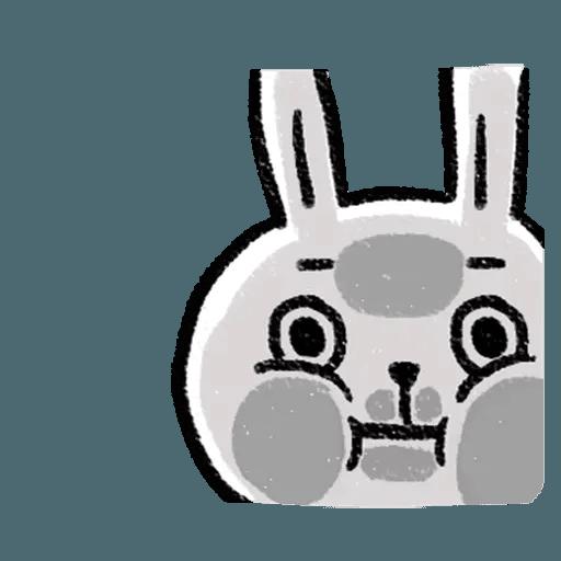 懶散兔2 - Sticker 24