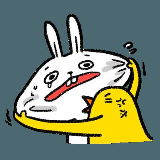 懶散兔2 - Sticker 3