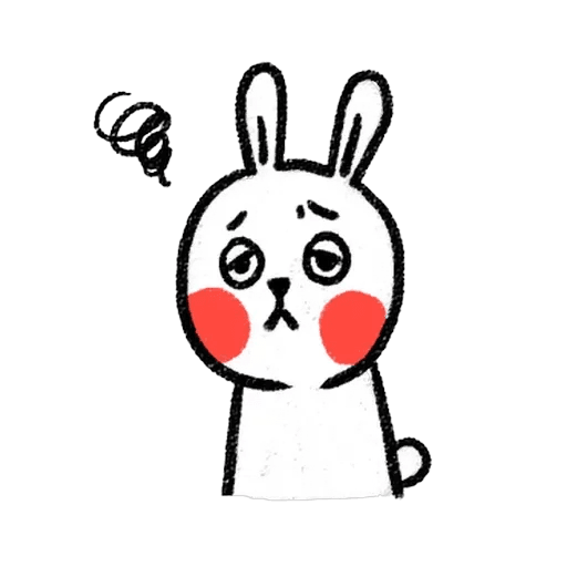 懶散兔2 - Sticker 29