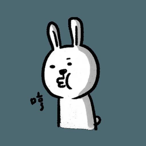 懶散兔2 - Sticker 30