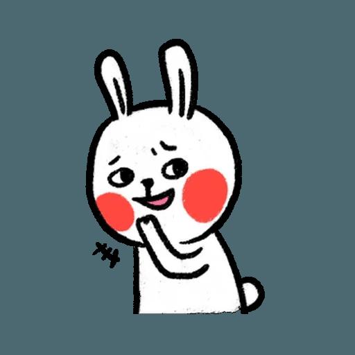 懶散兔2 - Sticker 26