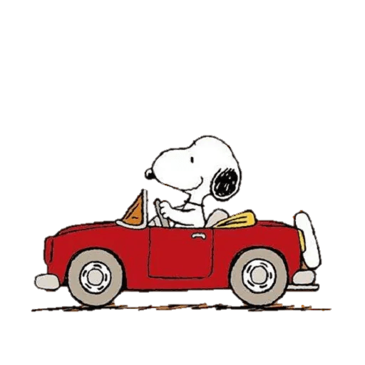 Snoopy 3 - Sticker 25