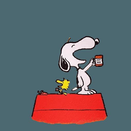 Snoopy 3 - Sticker 20