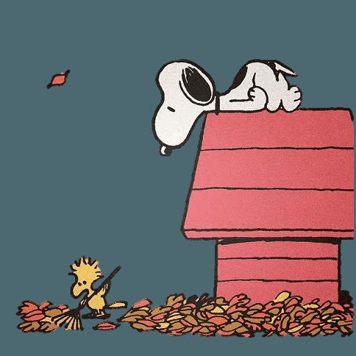 Snoopy 3 - Sticker 18