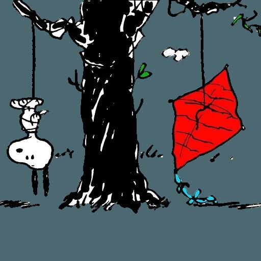 Snoopy 3 - Sticker 6