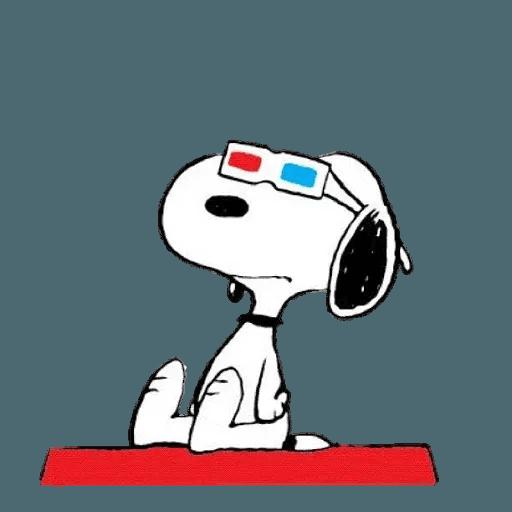 Snoopy 3 - Sticker 26
