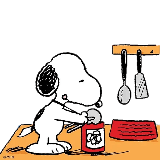 Snoopy 3 - Sticker 15
