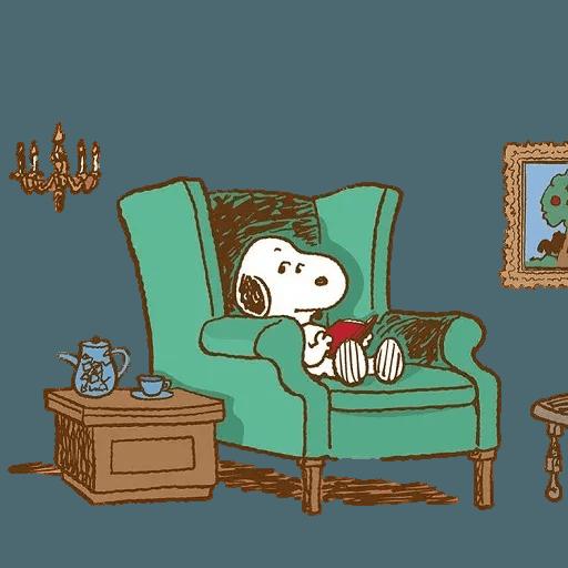 Snoopy 3 - Sticker 9