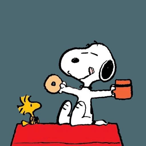 Snoopy 3 - Sticker 11