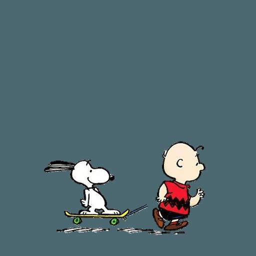 Snoopy 3 - Sticker 21