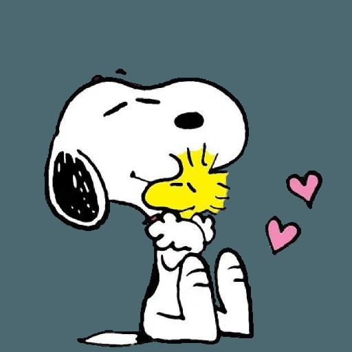 Snoopy 3 - Sticker 24
