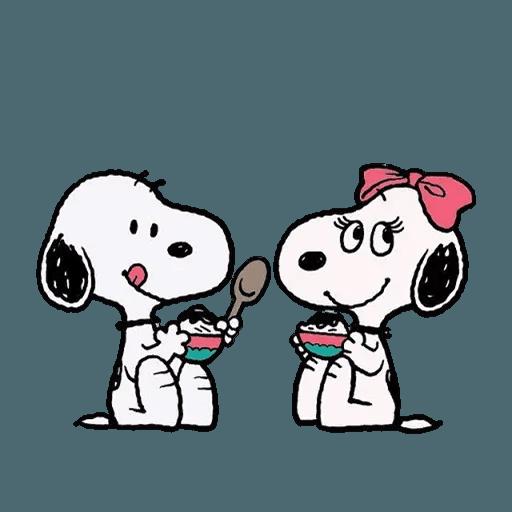 Snoopy 3 - Sticker 10