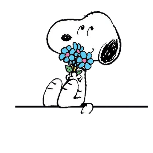 Snoopy 3 - Sticker 22