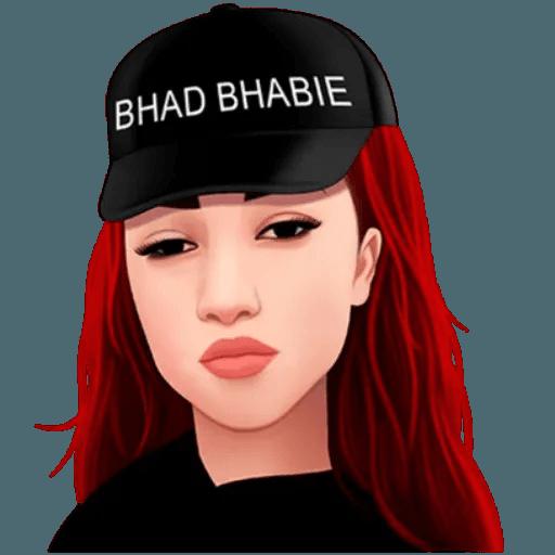 Bhad Bhabie - Danielle Bregoli - Sticker 19