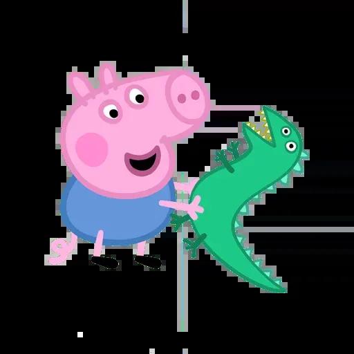 Peppa pig - Sticker 16