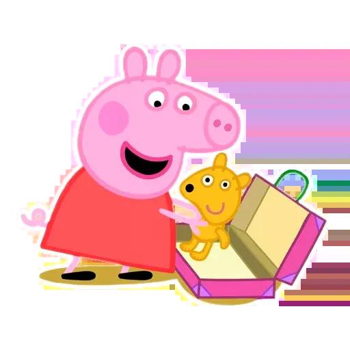 Peppa pig - Sticker 9