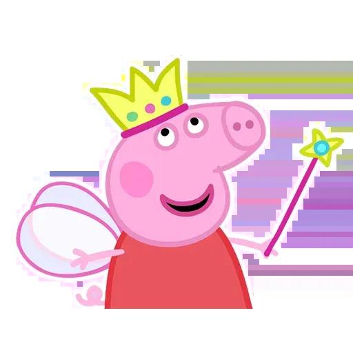 Peppa pig - Sticker 8