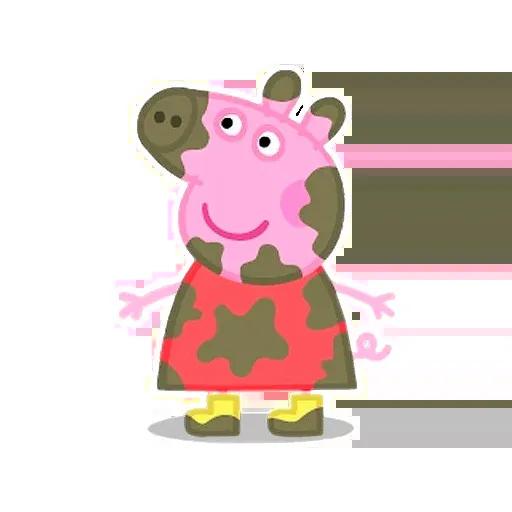 Peppa pig - Sticker 6