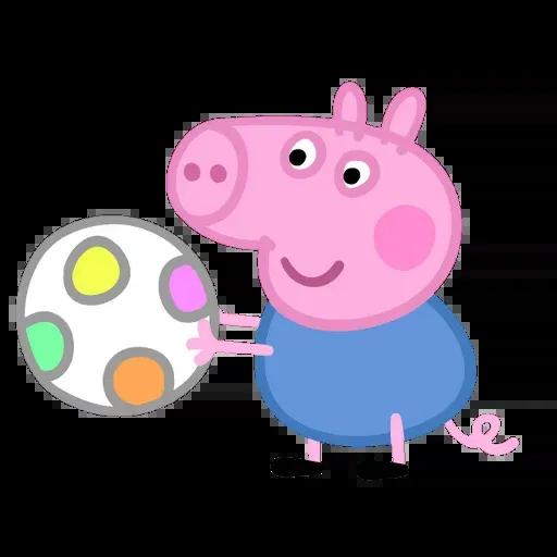 Peppa pig - Sticker 13