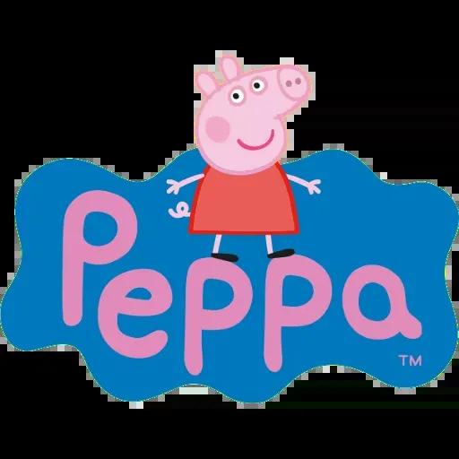 Peppa pig - Sticker 11