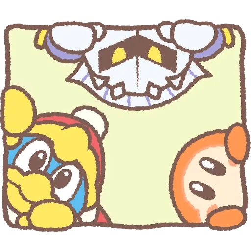Kirby - Sticker 29