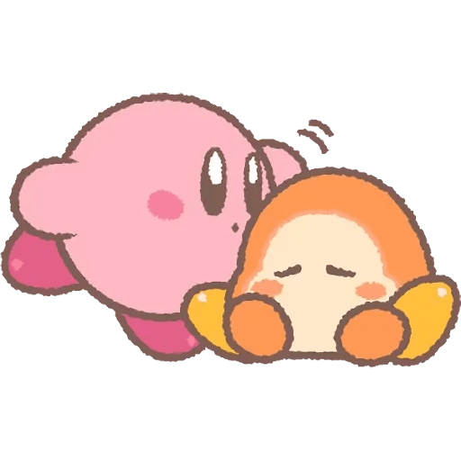 Kirby - Sticker 19