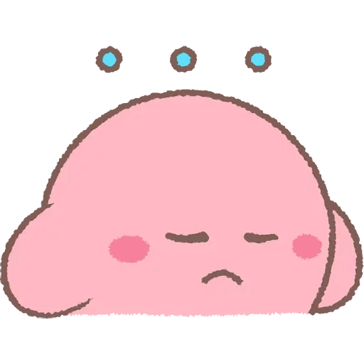 Kirby - Sticker 28