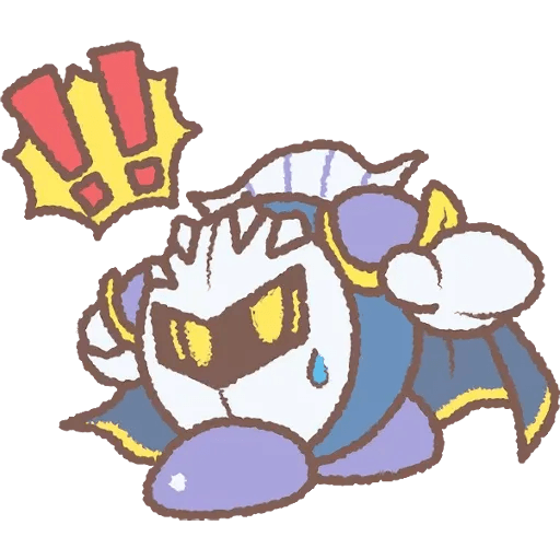 Kirby - Sticker 15
