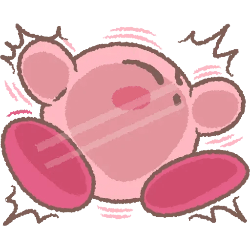 Kirby - Sticker 22