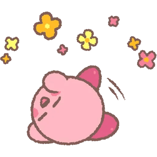 Kirby - Sticker 26