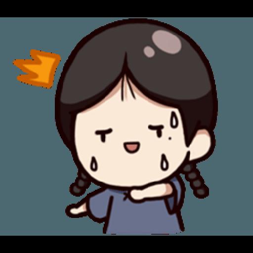 婉君很霸气 - Sticker 2