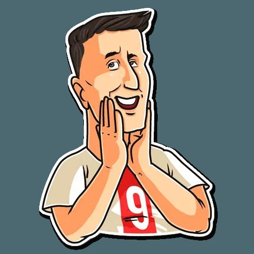 World Cup 2018 - Sticker 19