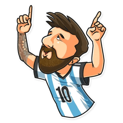 World Cup 2018 - Sticker 2