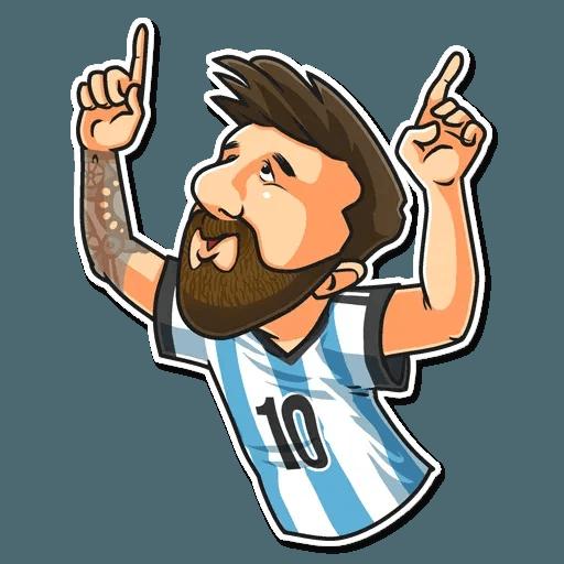 World Cup 2018 - Sticker 2