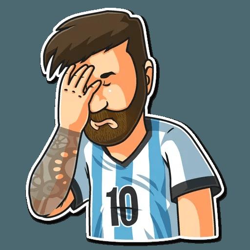World Cup 2018 - Sticker 20