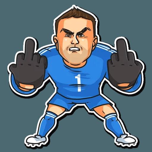 World Cup 2018 - Sticker 12