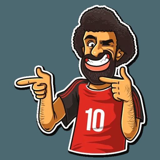 World Cup 2018 - Sticker 17