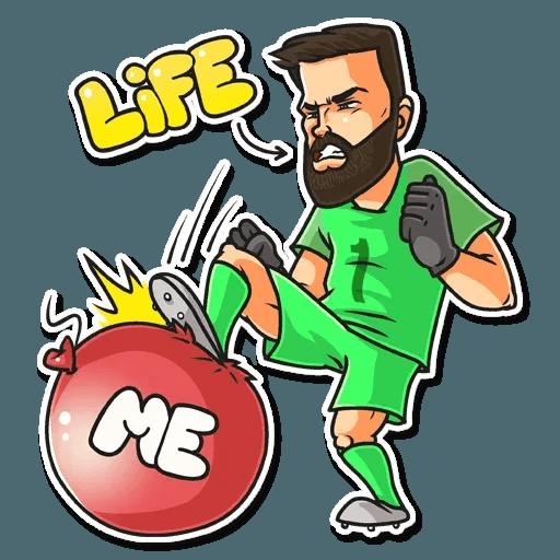 World Cup 2018 - Sticker 8