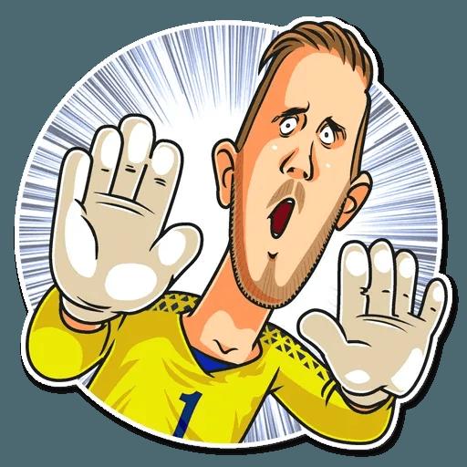World Cup 2018 - Sticker 11