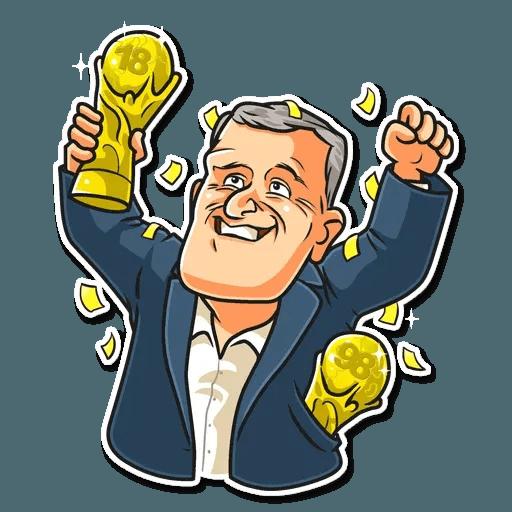 World Cup 2018 - Sticker 5